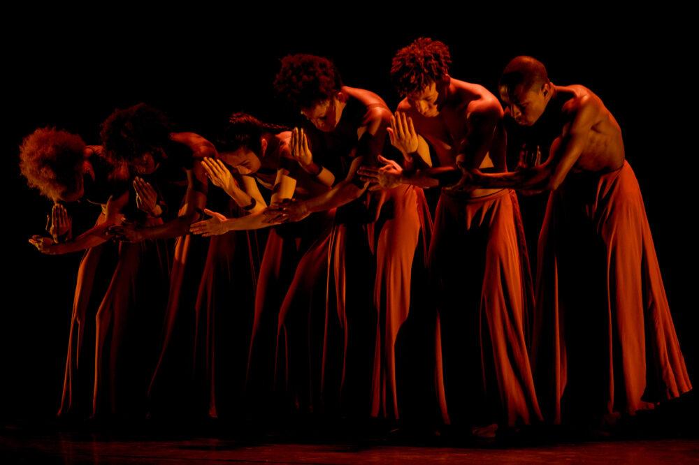 Ballet Black in WASHA by Mthuthuzeli November. Photography by Camilla Greenwell}