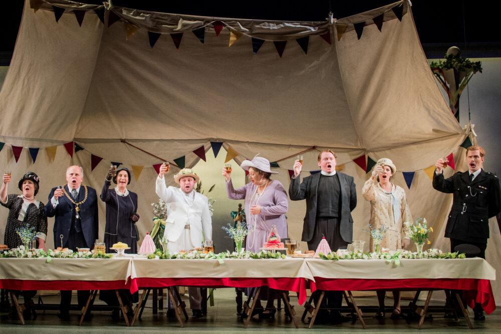 The Cast of Albert Herring | Photo © Robert Workman}