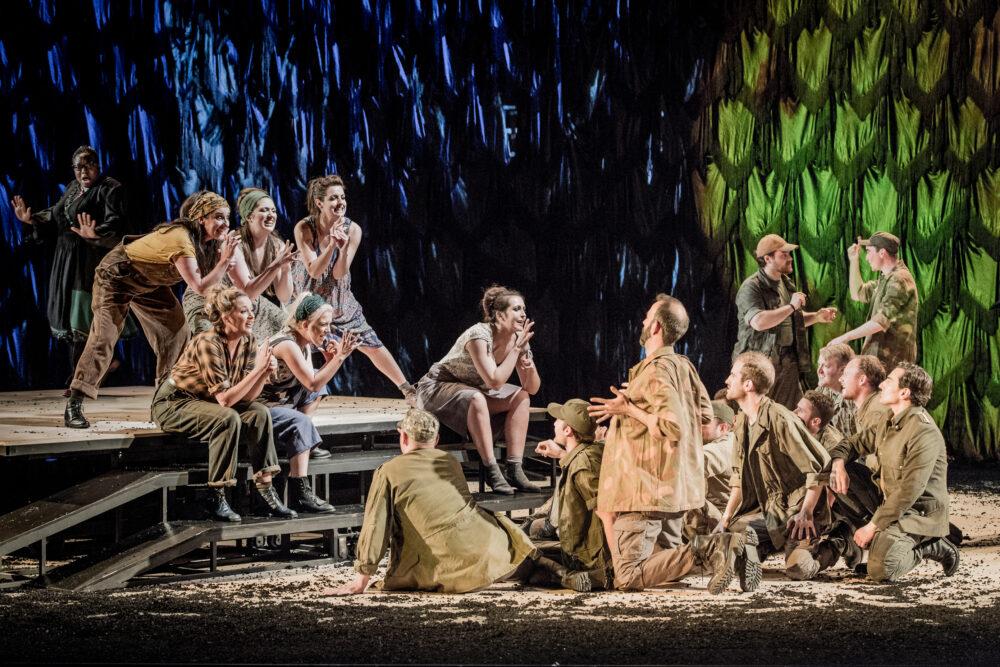 The Grange Festival Chorus | Photo © Robert Workman}