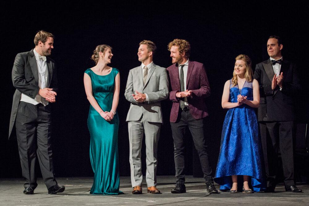 Bozidar Smiljanic | Katie Coventry | Dominic Sedgewick | Sam Furness | Rowan Pierce | Samuel Sakkar | Photo © Robert Workman}