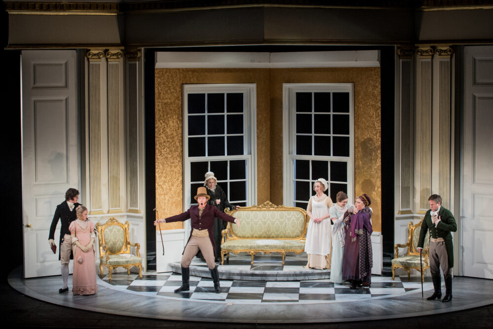The Cast of Mansfield Park   Photo © Ro}