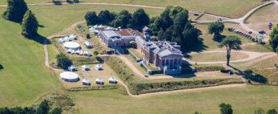 The Grange Festival Aerial Photos 41