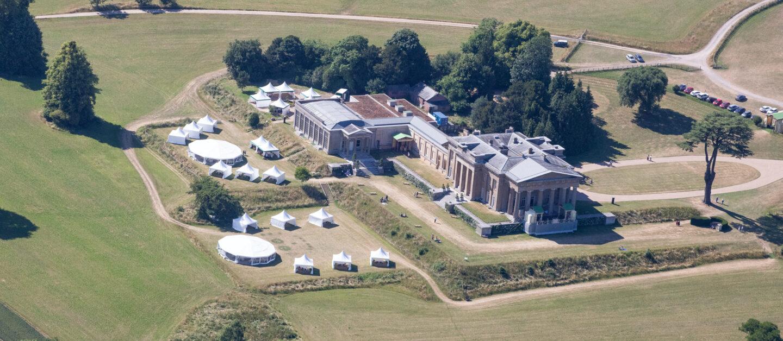 The Grange Festival Aerial Photos 13