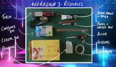 Workshop 1 resources