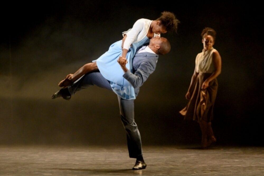 The Grange Ballet Black The Suit C Greenwell 1028}