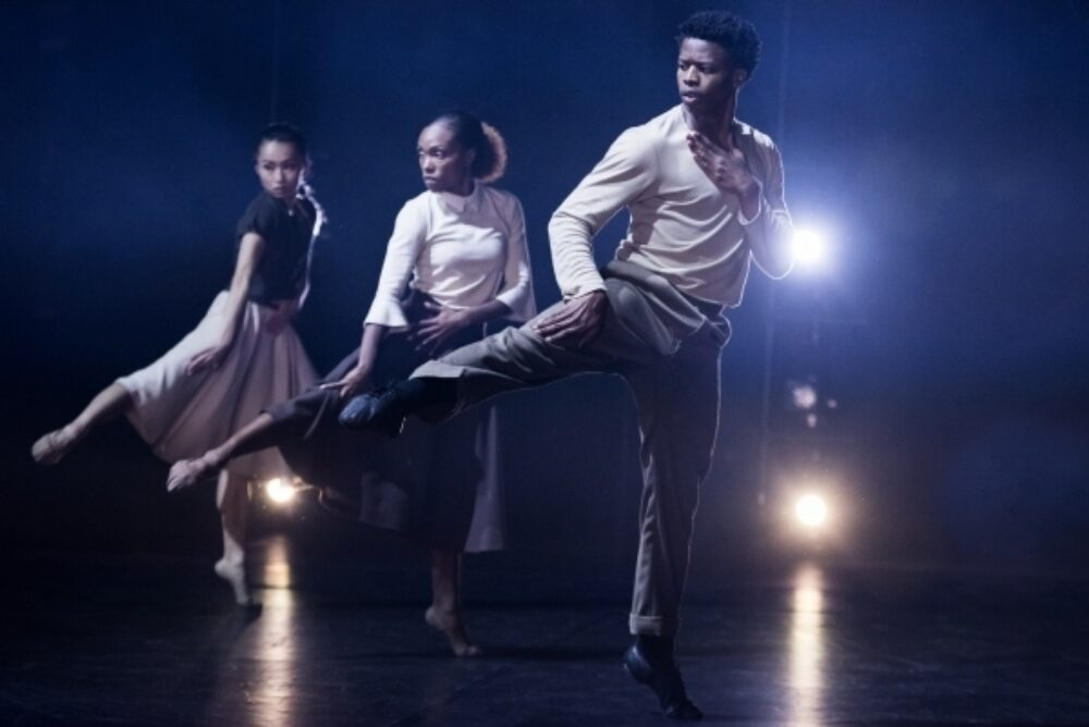 The Grange Ballet Black The Suit C Greenwell 5119}