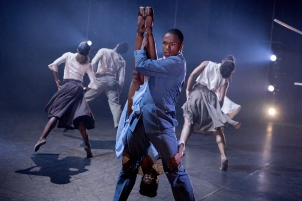 The Grange Ballet Black The Suit C Greenwell 5389}