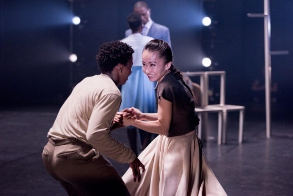 The Grange Ballet Black The Suit C Greenwell 5521}