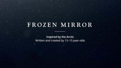 Frozen Mirror