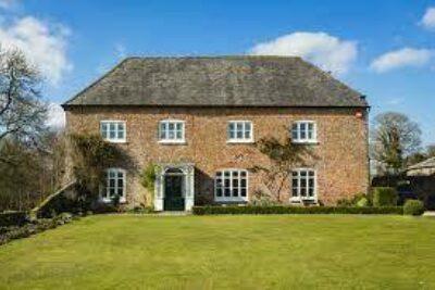 Abbotstone Farm house